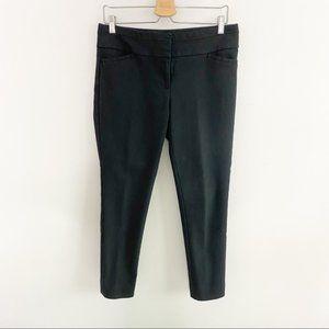 Loft Marisa Skinny Dress Pants in Black